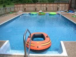 12 x 24 Rectangle Swimming Pool Kit with 42 Polymer Walls Royal