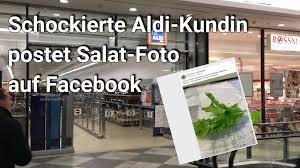 Schock Beim Essen Stacheln Im Aldi Salat