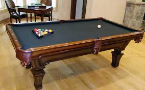 resources ing a used pool table