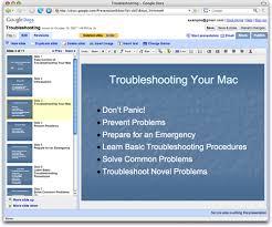 First Look Google Presentations Macworld