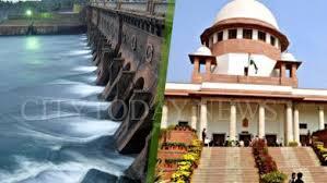 காவிரி:மத்திய அரசு பிரமாண பத்திரம் தாக்கல்