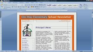 How To Make A Newspaper Template On Microsoft Word How To Make A Newspaper In Microsoft Word 2007 Microsoft
