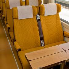 Renfe Seating Chart Second Class Train Tickets In Tourist Seat With Renfe Sncf