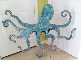 octopus s removable vinyl wall art sea monster kraken 042