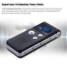 GIÁ TỐT] Máy ghi âm Stereo chuyên dụng SK-012 - Có ghi âm điện thoại bàn,  Giá siêu tốt 435,000đ! Mua nhanh tay! - Bigomart