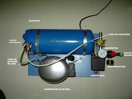 compresor de aire casero. compresor de aire 100.jpg casero