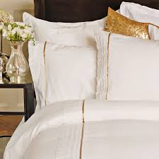 white and gold bedding so chic bedroom white bed set