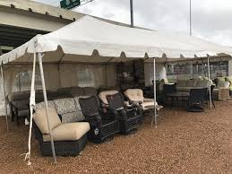 Tent furniture Backyard Annual Tent Sale Indiamart Latest News Upcoming Events At Brooks Collier