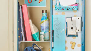 locker decoration organization ideas