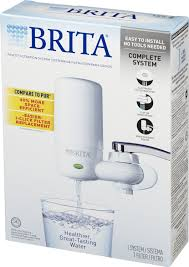 How To Filter Water At Home Brita On Tap Faucet Water Filter System Includes1 System 2