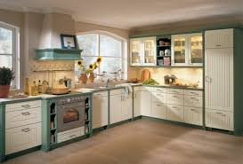 View in gallery Two-tone-kitchen-cabinets-grey-and-white