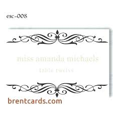 Name Tent Card Template Unique Table Free Printable New