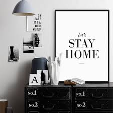 minimalist black white typography quotes print poster wall picture canvas art painting no frame living room home decor in painting calligraphy from home  on black white framed wall art with minimalist black white typography quotes print poster wall picture