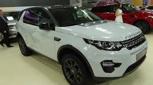2018 land rover discovery sport. wonderful 2018 2018 land rover discovery sport  exterior and interior auto salon  bratislava 2017 intended land rover discovery sport l