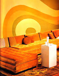vintage 70s furniture. 70s Inspired Furniture Best Vintage Decor Images On Home Retro Gold Color Scheme Schemes . Office