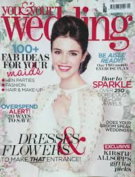 We Re In You Your Wedding Magazine Hollyhocklane Shop