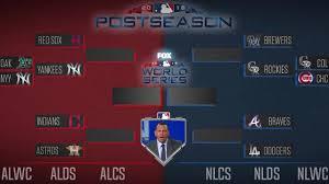 Alex Rodriguez S Mlb Postseason Bracket Will It Be A Yankees Dodgers World Series