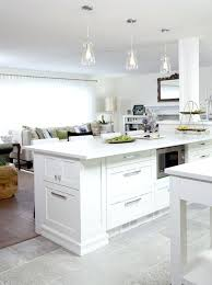 White Kitchen Grey Floor White Shaker Kitchen Cabinets Grey Floor