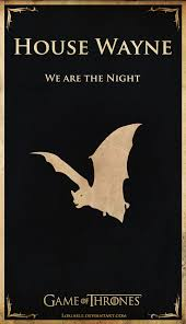 Pop Culture Characters Get Their Own Game Of Thrones House Sigils