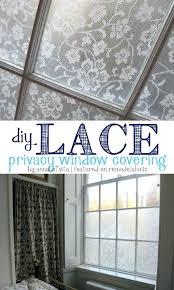 window treatments for doors with half glass lace privacy window covering vita on privacy window treatments