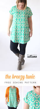 Easy Tunic Pattern Magnificent Decorating Design