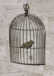Birdcage Memo Board Extraordinary Bird Cage Memo Board Wall Art Vintage Chic French Country Cages