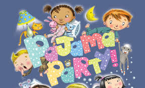 Image result for pajama party the musical