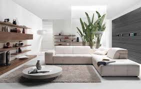 Gorgeous Spacious Living Room With Indoor Plants Part Of Living - Interior for living room