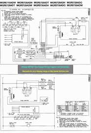 gas oven wiring diagram tag mgr57 gas range wiring diagram and schematic fixitnow com tag mgr57 gas range wiring diagram