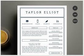 Modern Simple Resume Template Modern Resume Templates Docx To Make Recruiters Awe