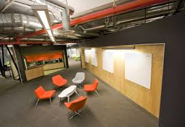 unique office interior design ideas to promote working mood break out space skype office interiors amazing office interiors