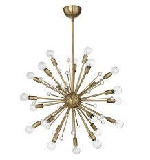 kathleen 24 light sputnik chandelier