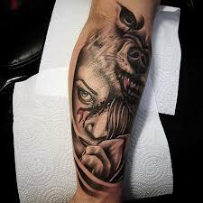 100 Vzory Na Přední Straně Rukávů Tetování Pro Muže Manly