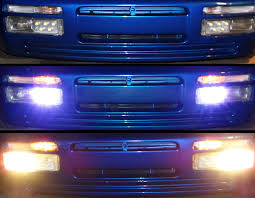 Diy Running Lights Diy Led Daytime Running Lamp Drl In 944 Turbo Fog Driving