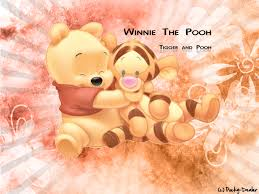 baby tigger and pooh hugging. Tigger And Pooh By PockyDealer Baby Hugging