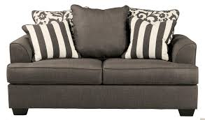 Signature Design by Ashley Levon Charcoal Loveseat with