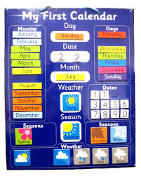 Spick And Span Word To The Wise Weather Chart For Kids