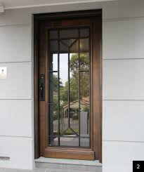 Custom Doors  Solid Timber Solid Timber Entry Doors Brisbane