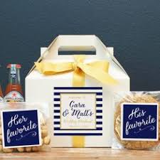 wedding welcome bags 9 things you must include for guests Wedding Etiquette Out Of Town Guests Gift set of 6 out of town guest box wedding welcome box wedding welcome bag out of town guest bag niki label design by thefavorbox on etsy wedding etiquette out of town guests gift