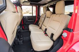 2018 jeep wrangler sahara unlimited interior rear seats from side zach gale january 22 2018