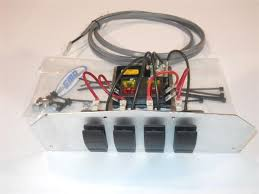 command center fuse box for can am commander by emp command center w fuse box in commander