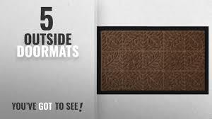 Top 10 Outside Doormats [2018 ]: Outside Shoe Mat Rubber Doormat ...