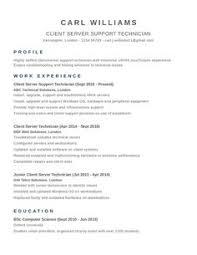 Student Cv Examples Cv Template Executive 1 Cv Template Pinterest Sample Resume
