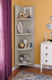 Rounded Corner Shelves Best Corner Shelf Plans 32