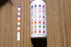 Clorox Pool Test Strip Color Chart Best Picture Of Chart