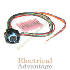 external wire harness repair kit dodge jeep \