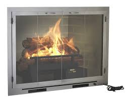 fireplace doors with blowers. attractive design fireplace doors with blowers 4 modern style door options products