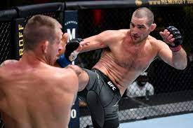 UFC Fighter Sean Strickland's Candid ...