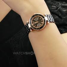 "ladies gc diver chic ceramic watch i42004l2 watch shop comâ""¢ video i42004l2 image 2 gc box image"