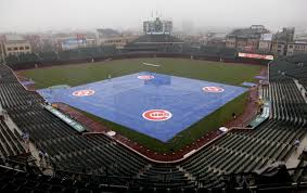 Dodgers-Cubs postponed, doubleheader set for Tuesday – Orange County  Register